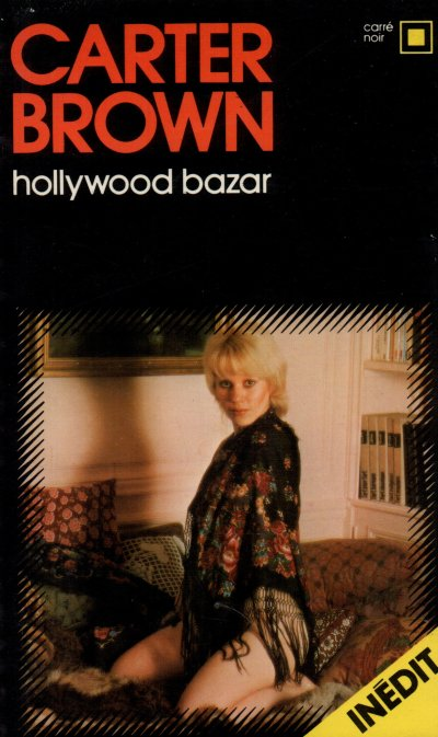 Hollywood bazar de Carter Brown