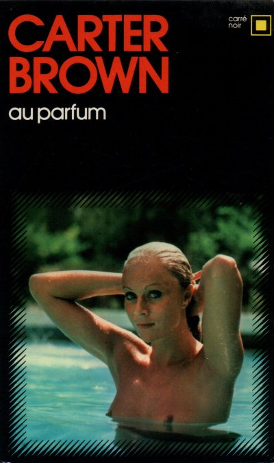 Au parfum de Carter Brown