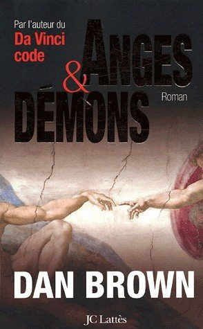Anges & démons de Dan Brown