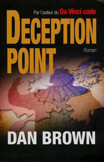 Deception point de Dan Brown