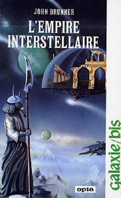 L'Empire Interstellaire de John Brunner