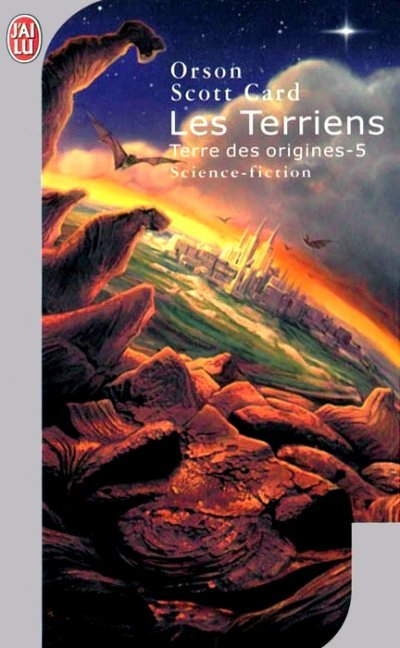 Les Terriens de Orson Scott Card