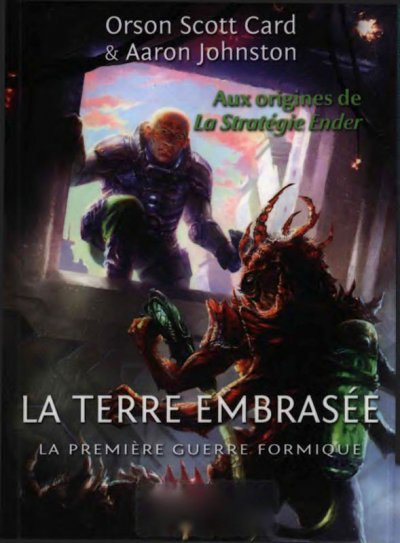 La Terre embrasée de Orson Scott Card