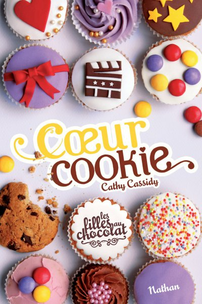 Coeur cookie de Cathy Cassidy