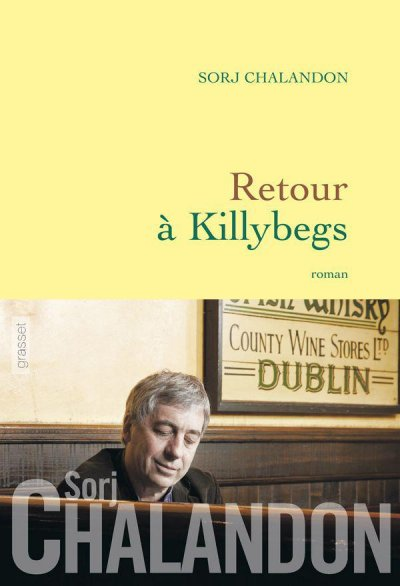 Retour à Killybegs de Sorj Chalandon