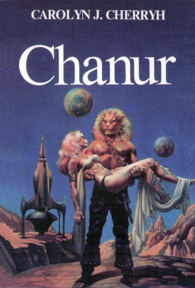 Chanur de Carolyn J. Cherryh