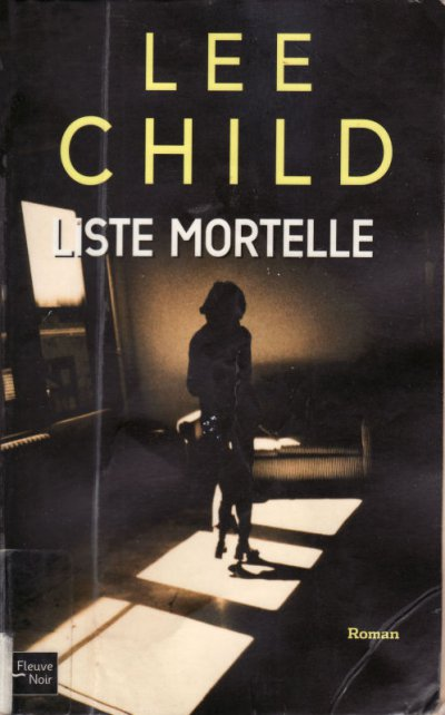 Liste mortelle de Lee Child