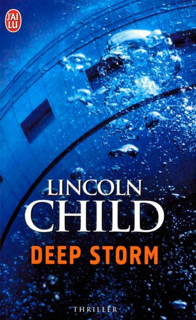 Deep storm de Lincoln Child