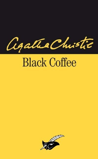 Black Coffee de Agatha Christie