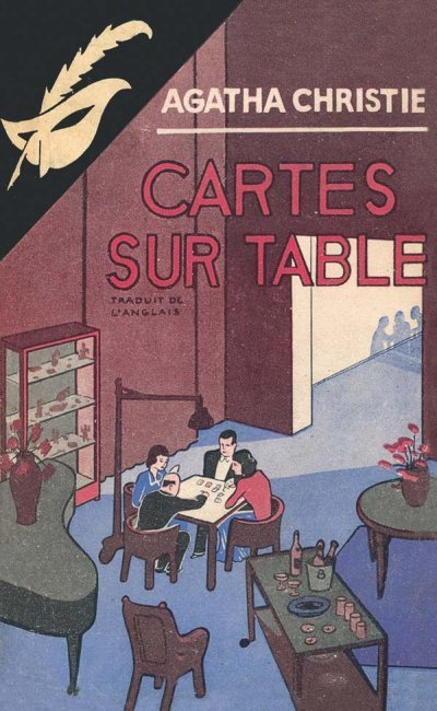 Cartes sur table de Agatha Christie