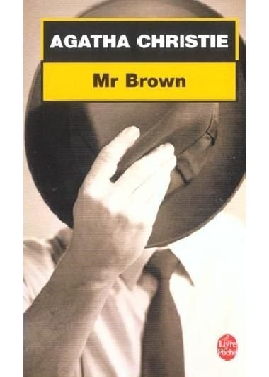 Mr Brown de Agatha Christie