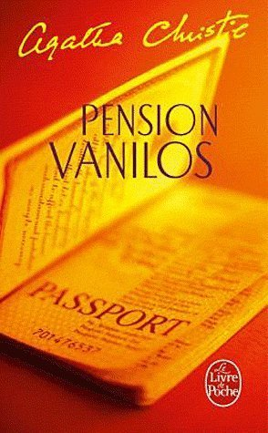Pension Vanilos de Agatha Christie