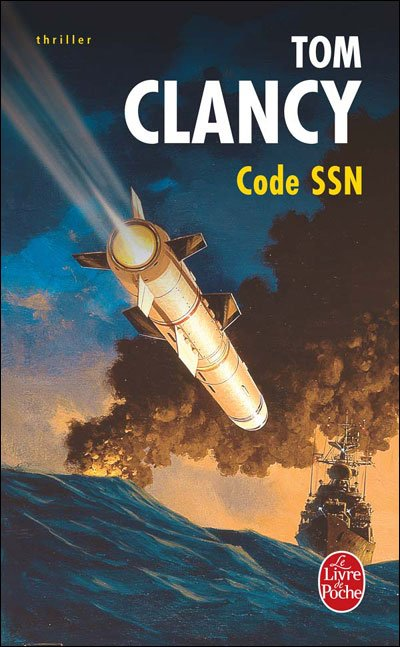 Code SSN de Tom Clancy