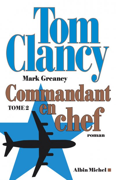 Commandant en chef de Tom Clancy