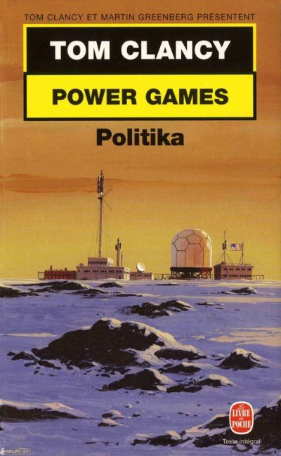 Politika de Tom Clancy