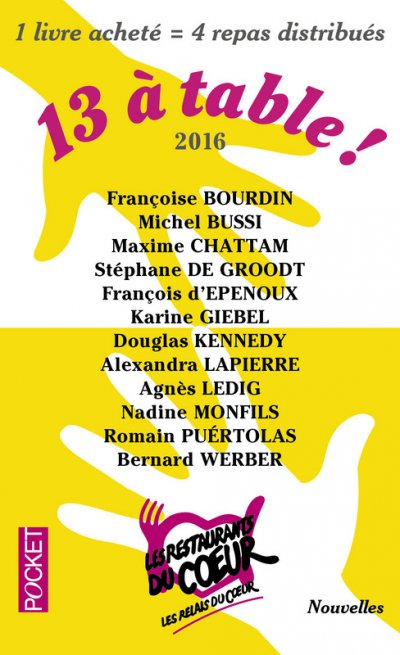 13 à table ! 2016 de  Collectif