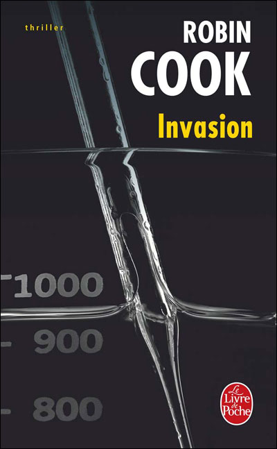 Invasion de Robin Cook