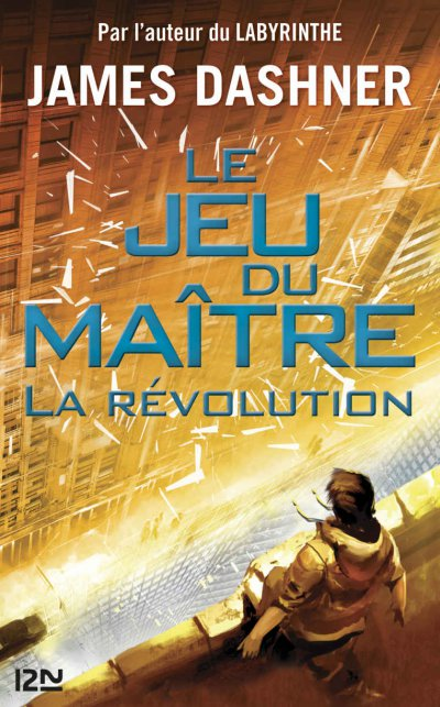 La révolution de James Dashner