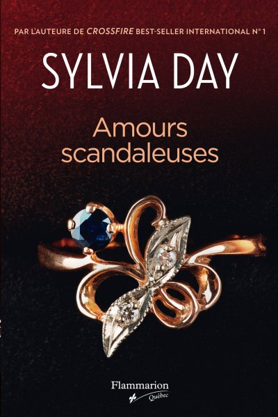 Amours scandaleuses de Sylvia Day