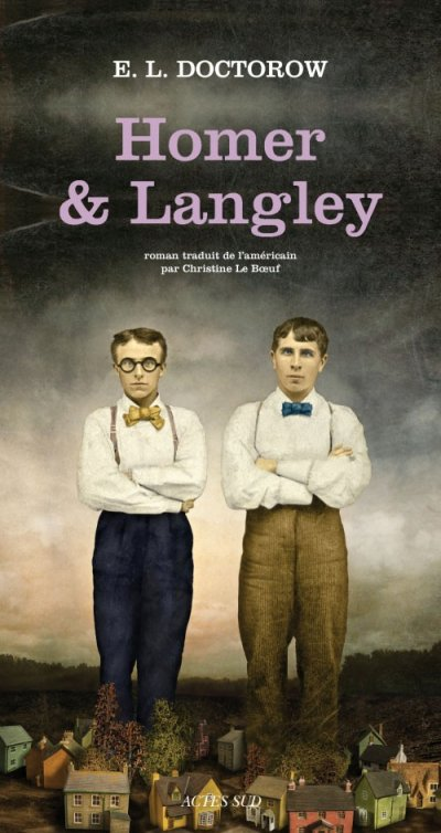Homer & Langley de Edgar Lawrence Doctorow