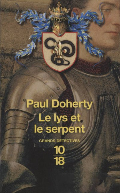 Le lys et le serpent de Paul Doherty