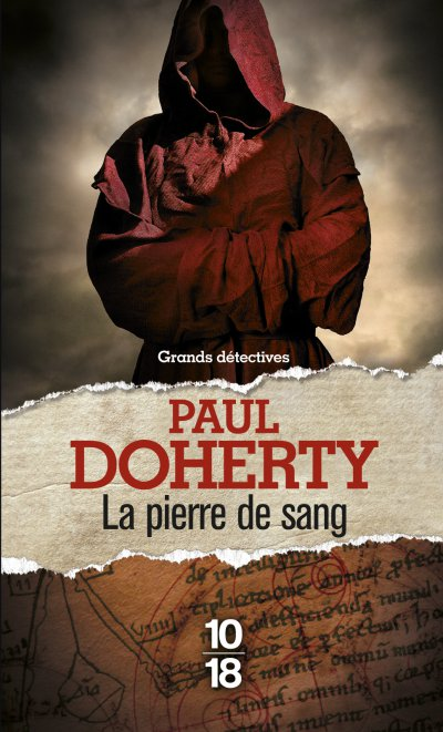 La pierre de sang de Paul Doherty