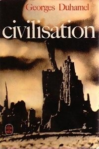 Civilisation de Georges Duhamel