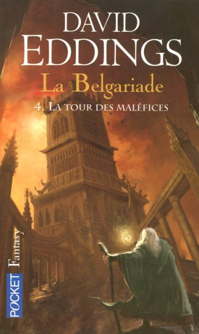 La tour des maléfices de David Eddings