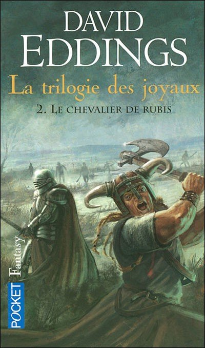 Le Chevalier de rubis de David Eddings