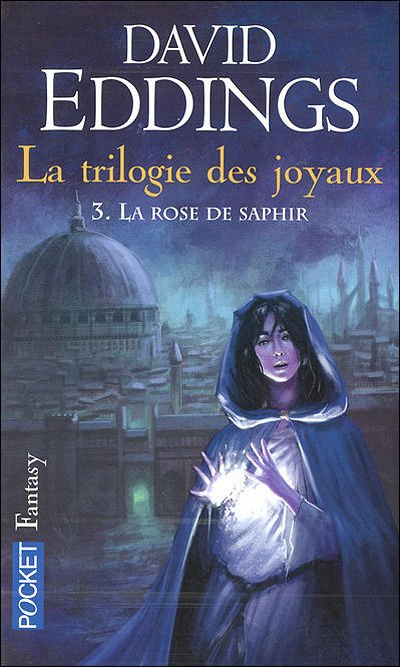 La Rose de saphir de David Eddings