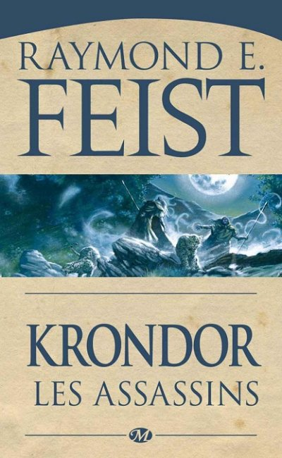 Krondor, les Assassins de Raymond E. Feist