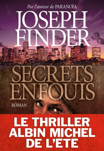 Secrets Enfouis de Joseph Finder