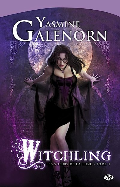 Witchling de Yasmine Galenorn