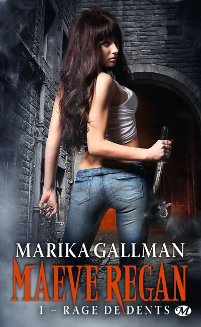 Rage de dents de Marika Gallman