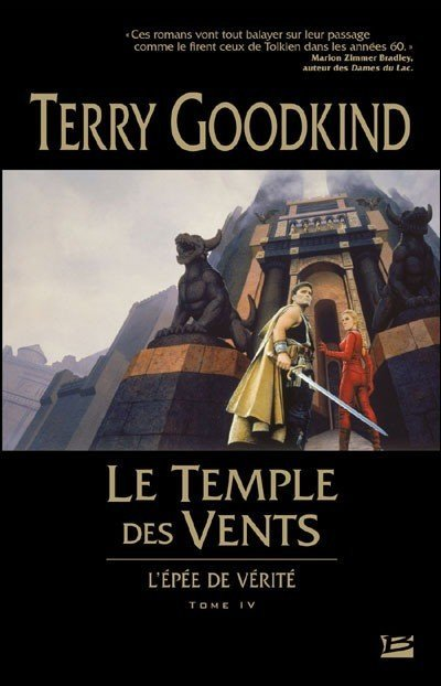 Le Temple des Vents de Terry Goodkind