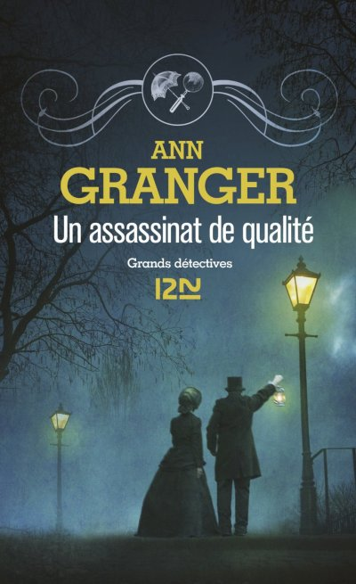 Un assassinat de qualité de Ann Granger
