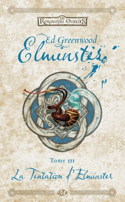 La Tentation d'Elminster de Ed Greenwood