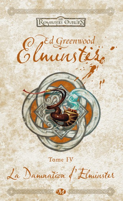 La Damnation d'Elminster de Ed Greenwood