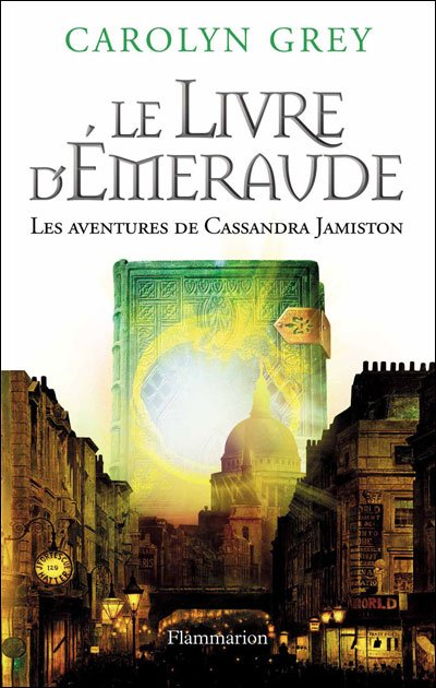 Le Livre d'Emeraude de Carolyn Grey
