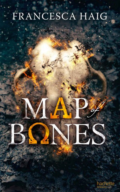 Map of Bones de Francesca Haig