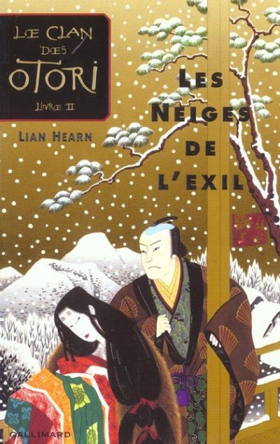 Les neiges de l'exil de Lian Hearn