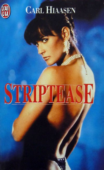 Striptease de Carl Hiaasen