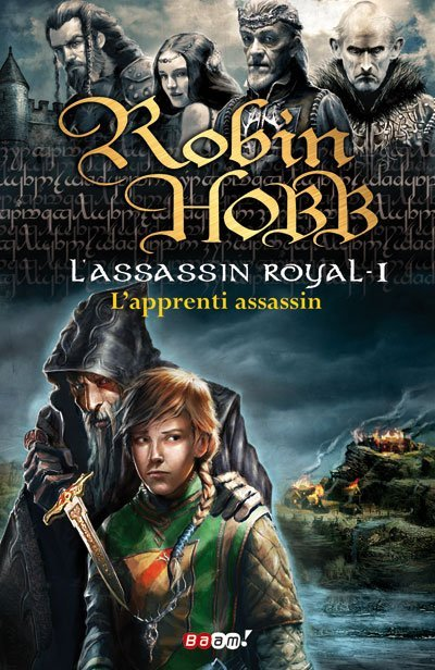 L'apprenti assassin de Robin Hobb