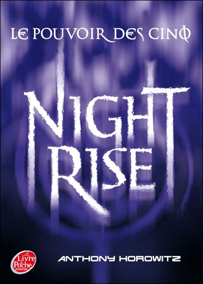Nightrise de Anthony Horowitz