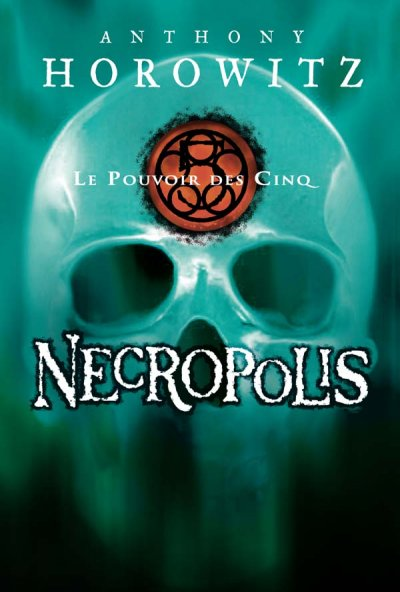 Necropolis de Anthony Horowitz