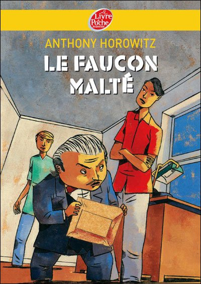 Le faucon malté de Anthony Horowitz