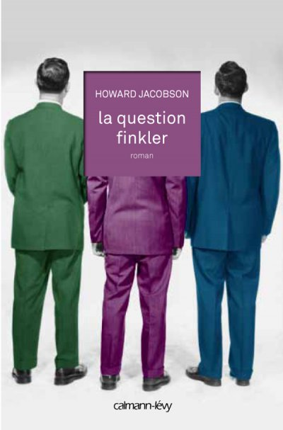La question Finkler de Howard Jacobson