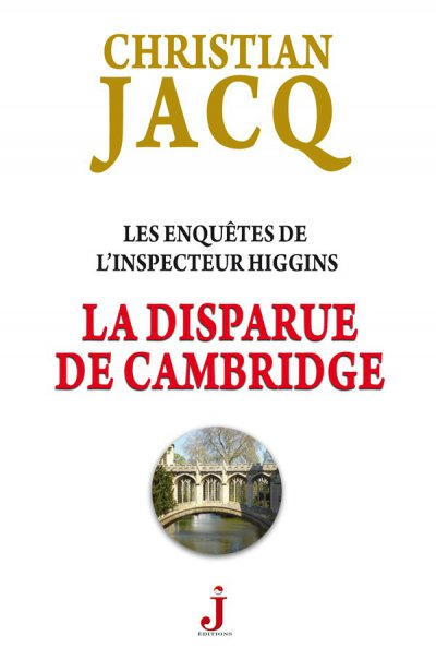 La disparue de Cambridge de Christian Jacq