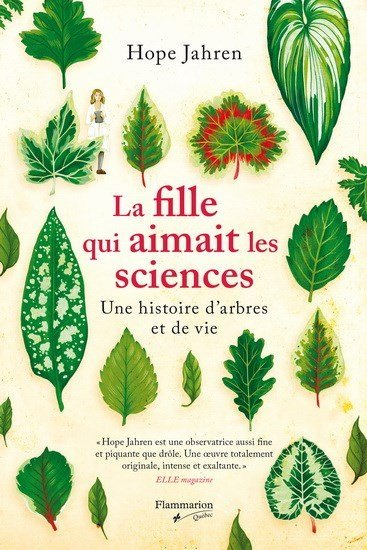 La fille qui aimait les sciences de Hope Jahren