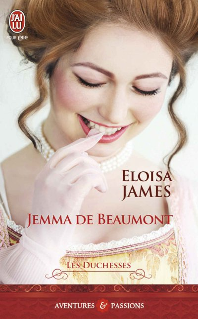 Jemma de Beaumont de Eloisa James